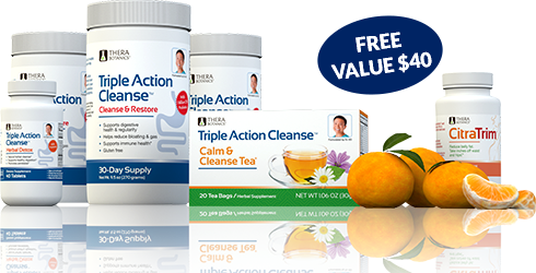 Triple Action Cleanse